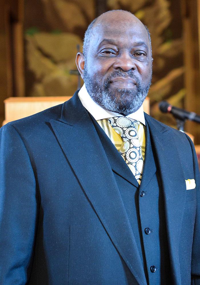 Pastor Willie J Sholar