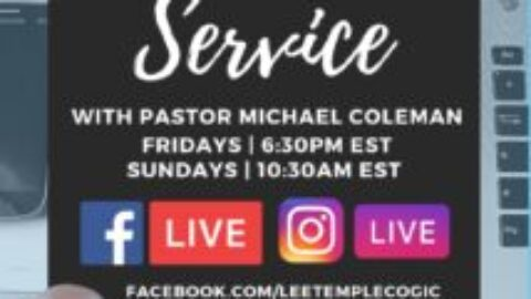 Cyber Church Services