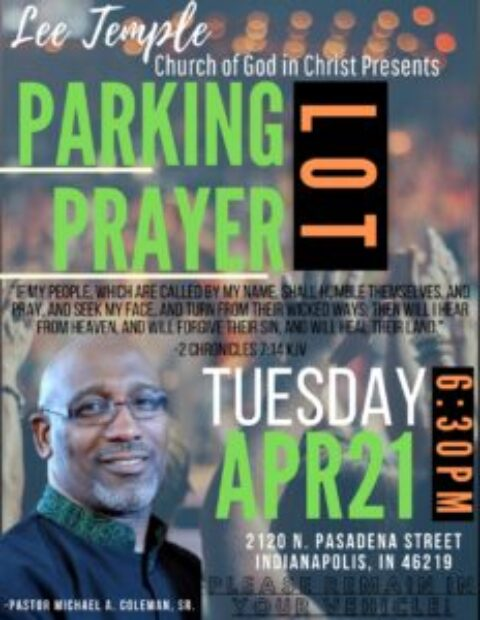 Parking Lot Prayer