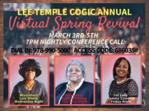 2021 Spring Revival
